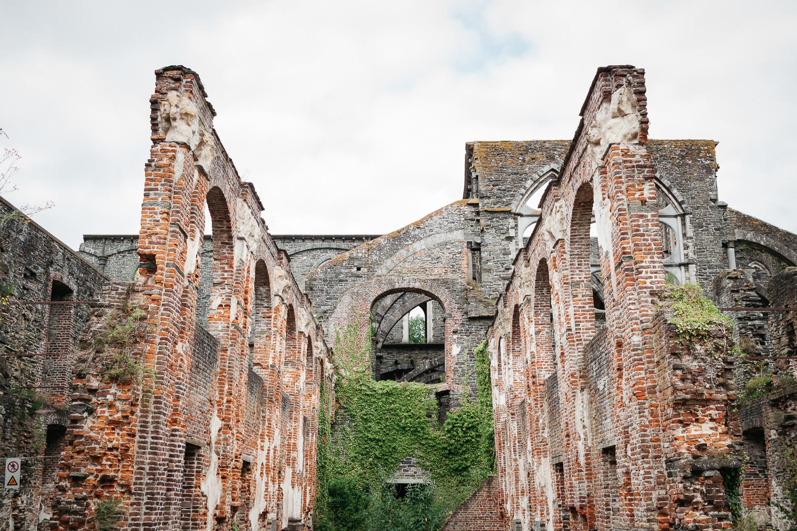 Enchanting ruins