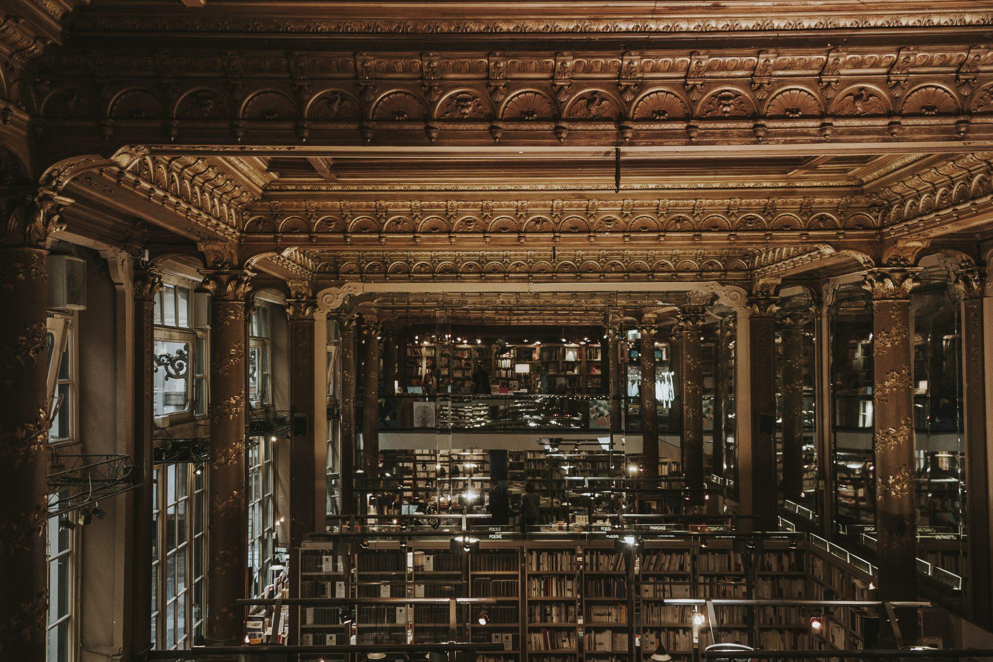 Tropismes Librairie, Brussels