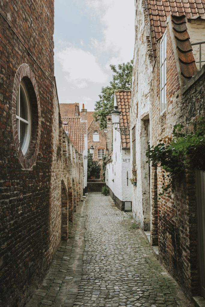 Moerstraat, Bruges