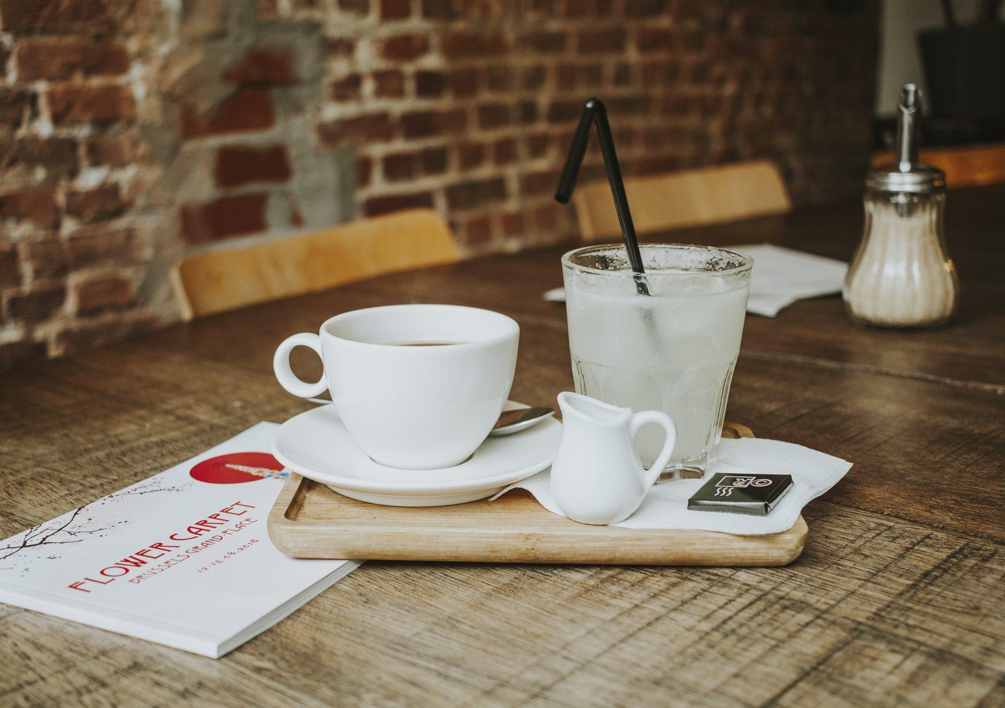 OR Espresso Bar, Brussels