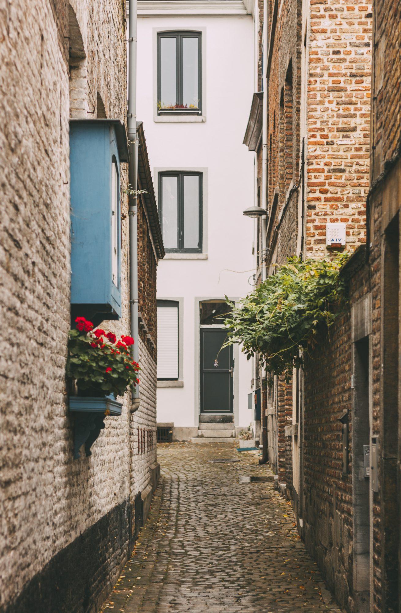 Impasse Venta, Liège