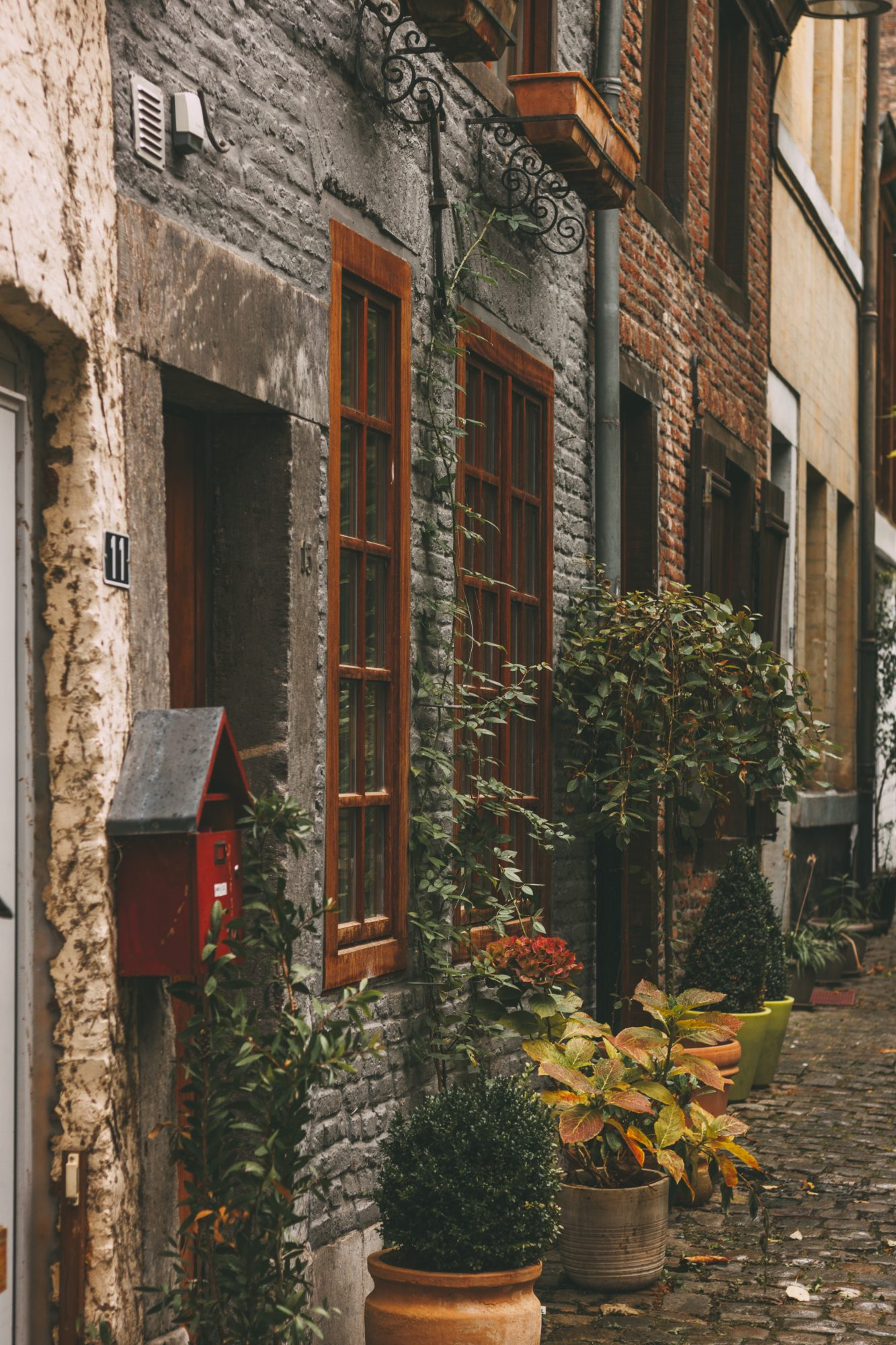 Impasse de la Couronne, Liège