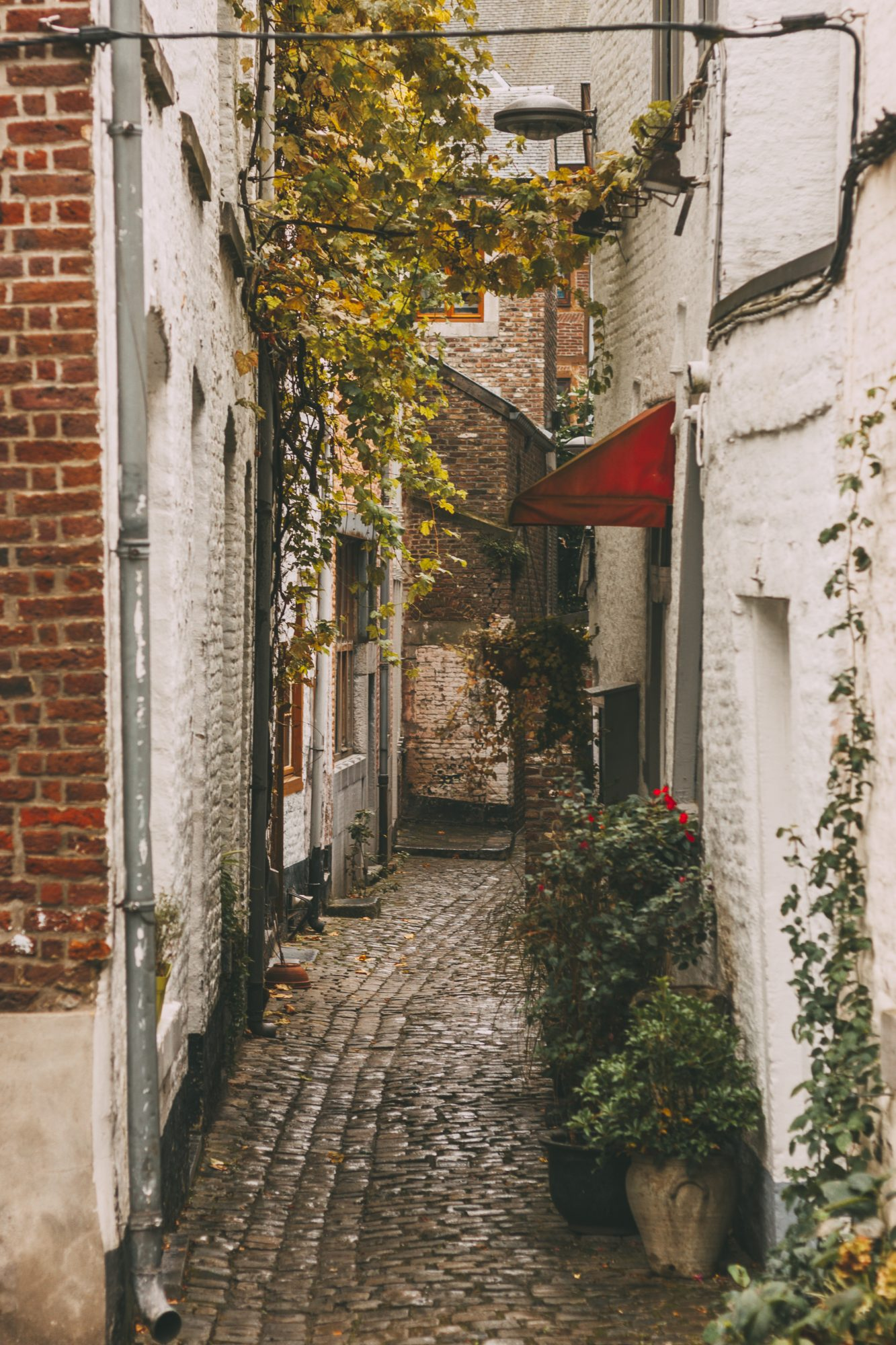 Impasse Hubart, Liège