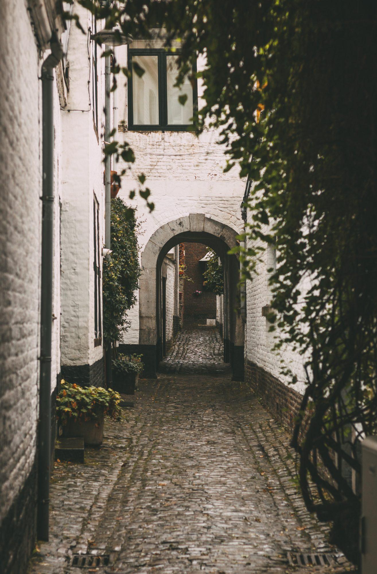 Impasse de la Vignette, Liège