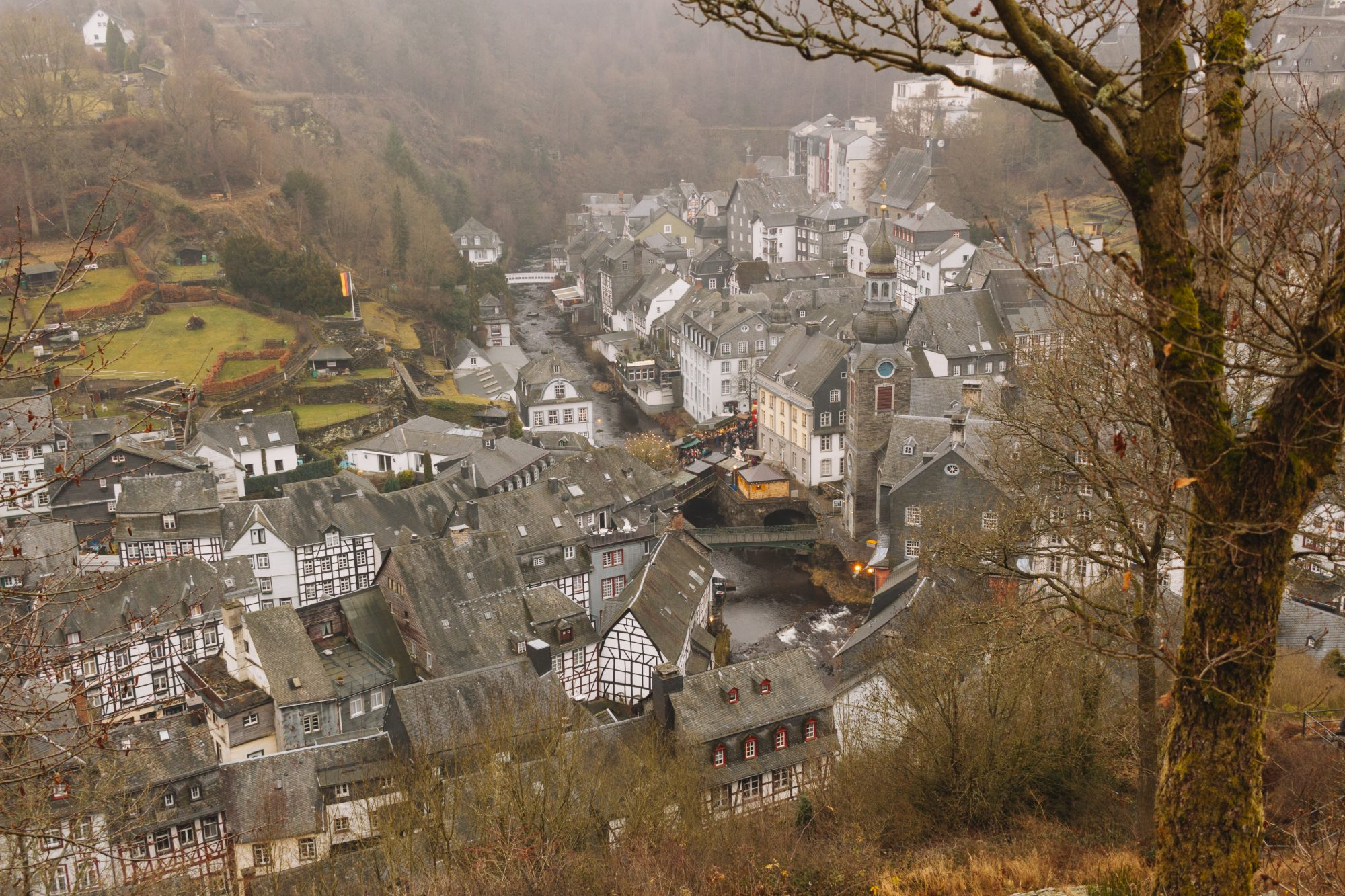 A View of Monschau