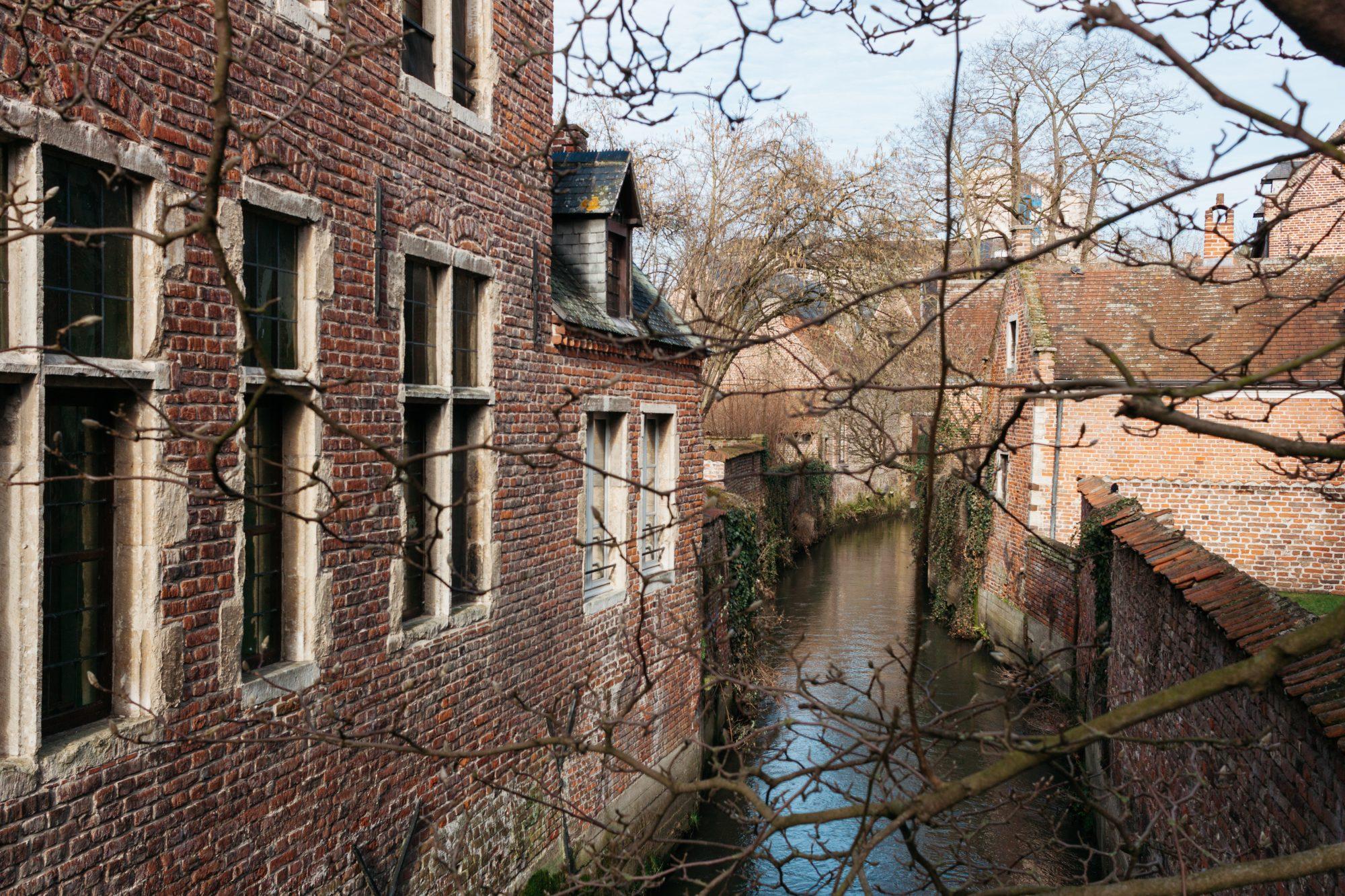 Winter Day in Leuven