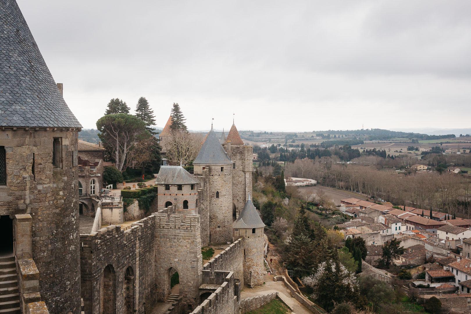 Carcassonne Trip