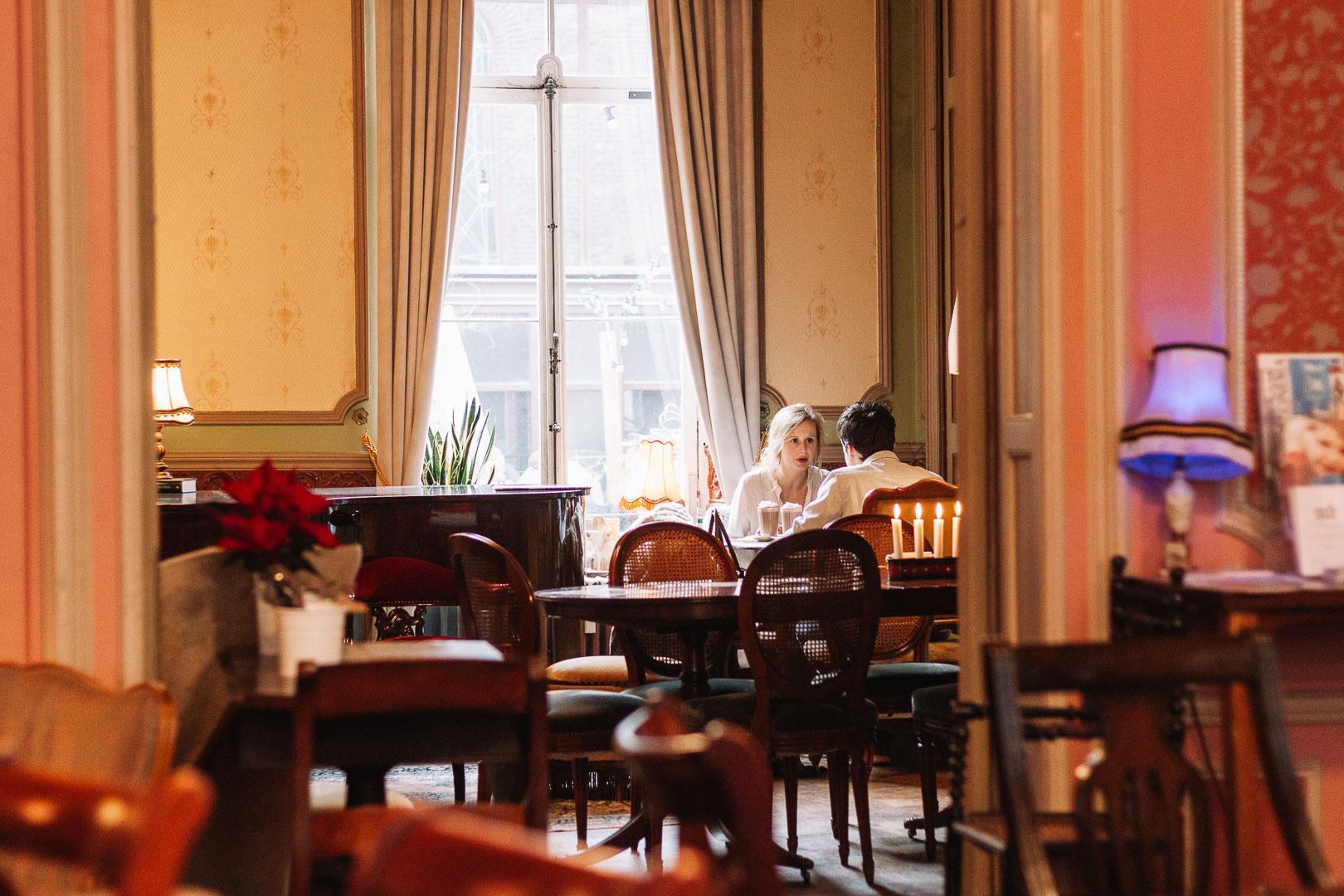 Huset Tea Room