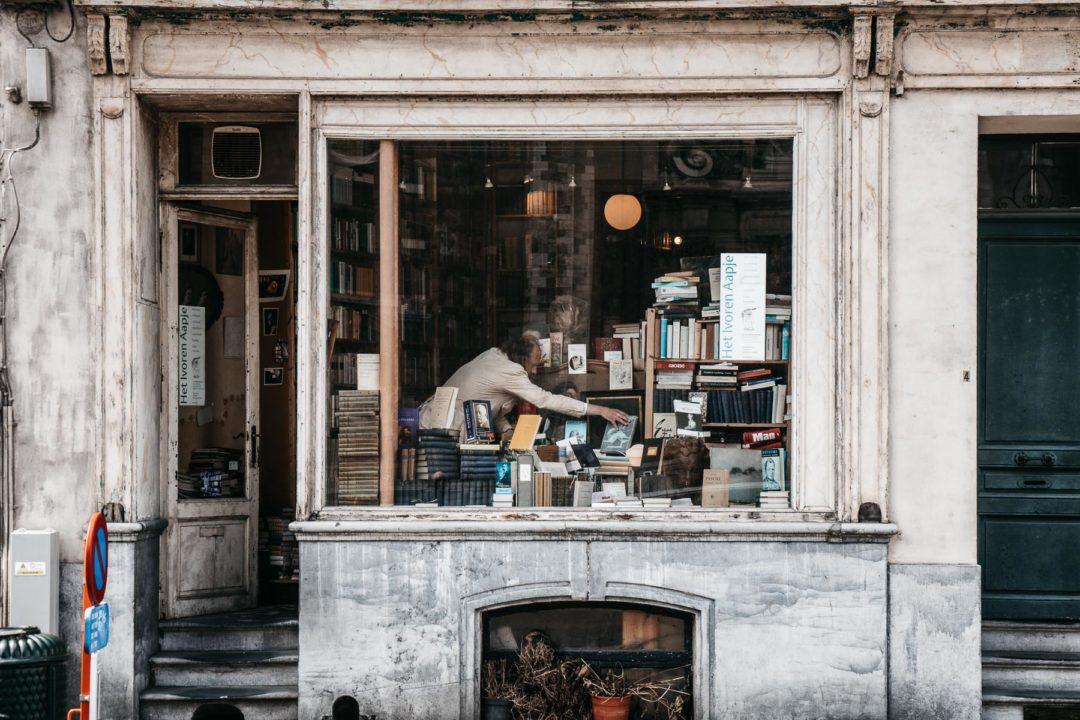 Bookstore Het Ivoren Aapje