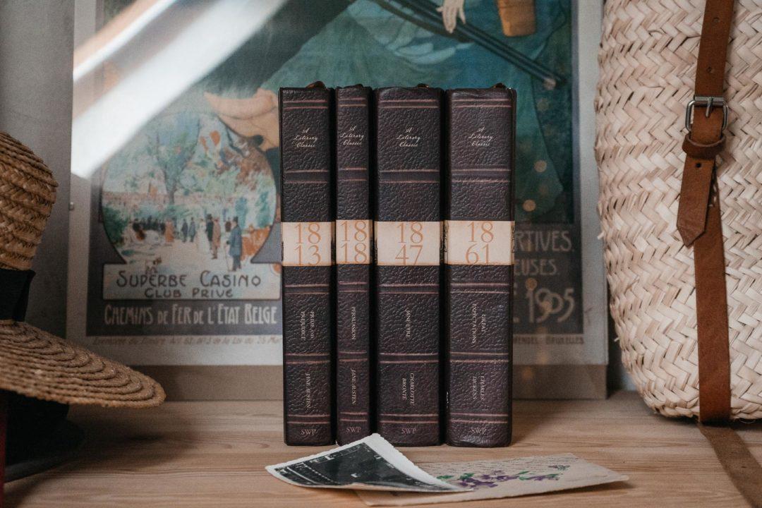 Winter favorites regarding books (Nicholas Nickleby)