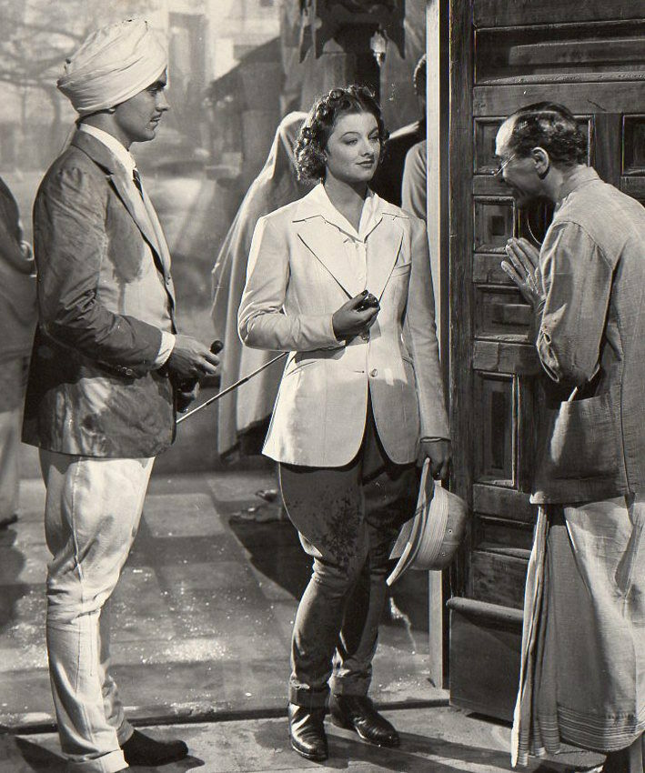 Jodhpurs, one of my favorite outfits from classic films