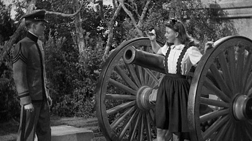 Pinafore, one of my favorite outfits from classic films