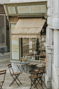 Aksum Coffee House, Brussels