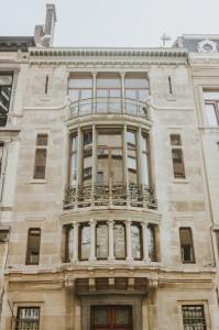 Tassel House, Brussels
